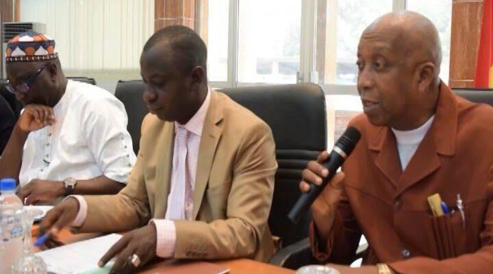 Procès-Verbal de la réunion du Comité de Pilotage de l'ITIE-Guinée du 07 Décembre 2016